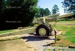 Mobile Gun, ww II, world war two, wheeled vehicle, Camp Shelby, Mississippi, MYAV03P01_12