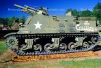 Tank, ww II, world war two, tracked vehicle, Camp Shelby, Mississippi, MYAV03P02_01