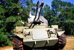 Tank, ww II, world war two, tracked vehicle, Camp Shelby, Mississippi, MYAV03P02_12