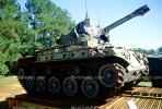 Tank, ww II, world war two, tracked vehicle, Camp Shelby, Mississippi, MYAV03P02_13