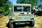 Wheeled Vehicle, Camp Shelby, Mississippi, head-on, MYAV03P02_14
