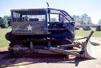 bulldozer, ww II, world war two, tracked vehicle, Camp Shelby, Mississippi, MYAV03P02_18