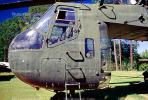 CH-54 Tarhe 'Skycrane' Heavy Lift Helicopter, Camp Shelby, Mississippi