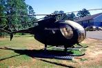 OH-6A Cayuse, Attack Helicopter, Camp Shelby, Mississippi, MYAV03P03_10