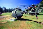 OH-6A Cayuse, Camp Shelby, Mississippi