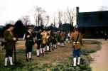 Yorkstown, Revolutionary War, American Revolution, Battlefield, Continental Army, History, Historical, War of Independence, Infantry, soldiers, musket, gun, firepower, MYAV03P07_01