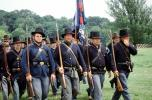 rifles, marching soldiers, infantry, Civil War, blue coats, The North, MYAV03P07_11