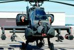 nose sensors, AH-64 Apache head-on, MYAV03P10_15