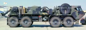 M-977 HEMT Tactical Truck, Heavy Expanded Mobility Tactical Truck, Panorama