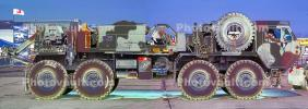 M-977 HEMT Tactical Truck, Heavy Expanded Mobility Tactical Truck, Panorama, Paintography, MYAV04P07_16C