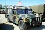 1986   M996A1 HMMWV 2 Litter Ambulance,  Manufactured by AM General, 1980s, MYAV04P08_06
