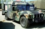 1986   M996A1 HMMWV 2 Litter Ambulance,  Manufactured by AM General, 1980s, MYAV04P08_07