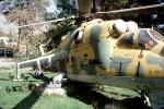 Mi-24 Attack Helicopter, Russian Air Force, MYAV04P09_15