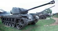 M26 Pershing Heavy Tank, World War-II and the Korean War., MYAV04P12_15B