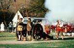 Patriot, Soldier, Cannon, Revolutionary War, American Revolution, Battlefield, Continental Army, History, Historical, War of Independence, artillery, infantry, soldiers, gun, firepower, MYAV06P05_08
