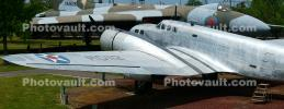 Douglas, B-18 Bolo BOMBER, Castle Air Force Base, Panorama, MYFD01_017