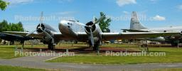 Douglas, B-18 Bolo, Castle Air Force Base, Panorama, MYFD01_018