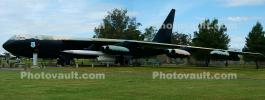 Boeing B-52D Stratofortress, Castle Air Force Base, Panorama, MYFD01_034