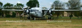 "189, Fairchild C-119C ""Flying Boxcar"", Panorama"