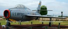 51-9433, Republic Aviation F-84F Thunderstreak, 9433