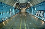 Cargo hold, inside, interior, Lockheed C-5 Galaxy, Abbotsford Airport, MYFV02P13_18