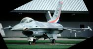 Lockheed F-16 Fighting Falcon, Wright-Patterson Air Force Base, Fairborn, Ohio, MYFV07P11_14