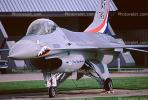 Lockheed F-16 Fighting Falcon, Wright-Patterson Air Force Base, Fairborn, Ohio