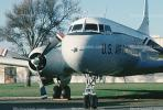 C-131D Samaritan, Travis Air Force Base, California