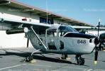 Cessna O-2, Travis Air Force Base, California