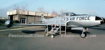 T-33A T-Bird, McClellan Air Force Base, 35205, USAF, MYFV08P11_19