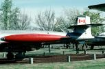 Avro CF-100 Canuck, all-weather fighter, Royal Canadian Air Force, RCAF, MYFV10P07_07