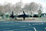 Castle Air Force Base, Atwater, California, Lockheed SR-71, Blackbird, MYFV10P12_19