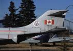 101021, Royal Canadian Air Force, McDonnell F-101 Voodoo, RCAF, TAIL