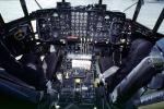 "Cockpit, AC-130H Spectre, Spooky, Gunship, Nellis Air Force Base, 6573, 69-6573, ""Heavy Metal"", Attack Aircraft, MYFV17P06_13"