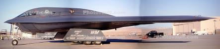 88-0331, Spirit of South Carolina, B-2 Stealth Bomber, Nellis Air Force Base