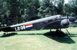 L2-38, Lockheed Model 12A Electra, French, France, Militaire Luchtvaart Museum, Camp Zeist, Holland