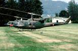 5D-HO, Agusta Bell 212, Austrian Air Force