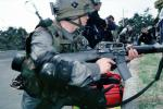 Sharpshooter, M16 Rifle, Operation Kernel Blitz, Monterey, urban warfare training