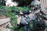 Sharpshooter, M16 Rifle, Operation Kernel Blitz, Monterey, urban warfare training, MYMV02P03_08