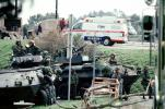 LAV-25, Wheeled Tanks, canon, Light Armored Vehicle, eight-wheeled amphibious reconnaissance vehicle, Operation Kernel Blitz, urban warfare training