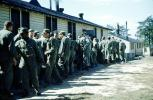 Korean War Soldiers, Barracks, Building, MYMV04P12_02