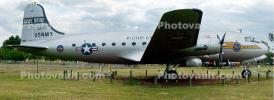 50407, Pacific Division, Douglas C-54, Panorama, United States Navy, USN, MYND01_003