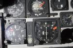 Grumman A-6A Intruder, Artificial Horizon, Altimeter, compass, MYND01_156