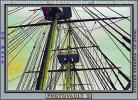 Charlestown Navy Yard, Rigging, Mast, USS Constitution