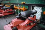 Cannon, gun, Boston Harbor, Charleston Navy Yard, Harbor, Artillery, MYNV01P10_18.1701