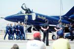 The Blue Angels, A-4 Skyhawk, Blue Angels, MYNV01P13_07