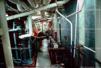 Boiler Room Pipes, Piping, Valves, USS Ranger CVA-61