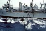 USS Kansas City, (AOR-3), Wichita Class Replenishment Oiler, unrep, MYNV06P07_04