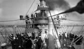 Battleship, sailors, 1920's, MYNV09P10_14
