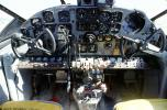 Cockpit of Beechcraft RC-45J (SNB-5P)